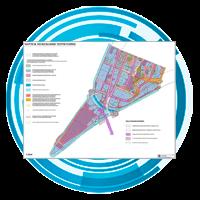 Проект межевания территории, расположенного в границах элемента планировочной структуры
