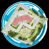 Схема планировочной организации земельного участка (для разрешения на строительства)