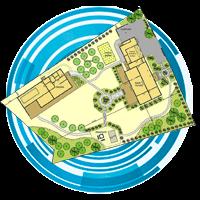 Схема расположения земельного участка на КПТ (для образования участка)